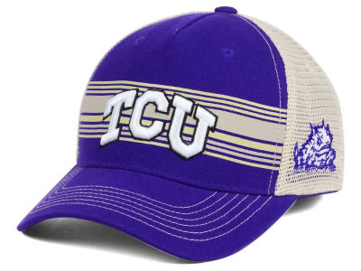 Texas Christian Horned Frogs Top of the World NCAA Sunrise Adjustable Cap