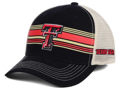 Texas Tech Red Raiders Top of the World NCAA Sunrise Adjustable Cap