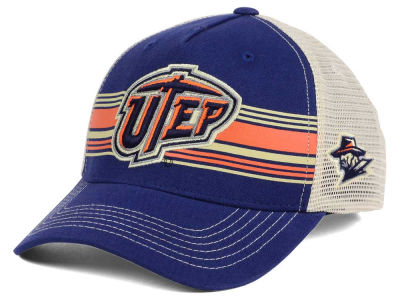 UTEP Miners Top of the World NCAA Sunrise Adjustable Cap