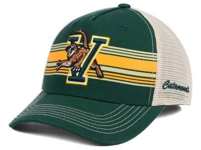 Vermont Catamounts Top of the World NCAA Sunrise Adjustable Cap