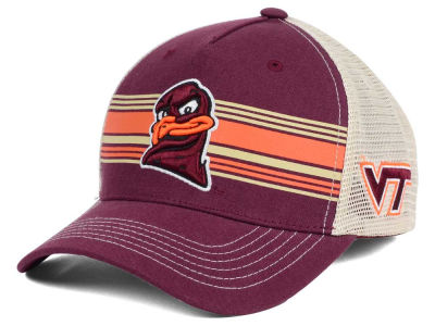 Virginia Tech Hokies Top of the World NCAA Sunrise Adjustable Cap