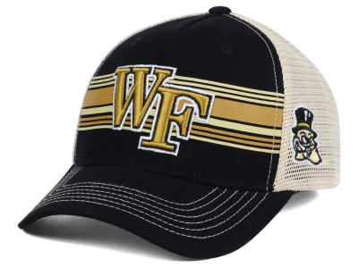 Wake Forest Demon Deacons Top of the World NCAA Sunrise Adjustable Cap