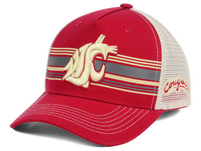 Washington State Cougars Top of the World NCAA Sunrise Adjustable Cap