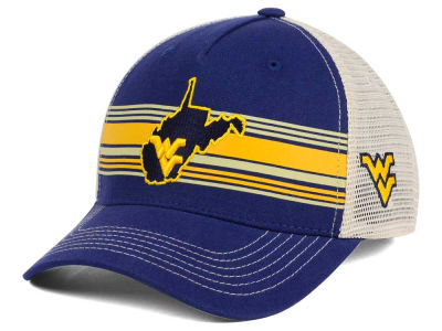 West Virginia Mountaineers Top of the World NCAA Sunrise Adjustable Cap