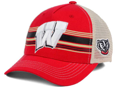 Wisconsin Badgers Top of the World NCAA Sunrise Adjustable Cap