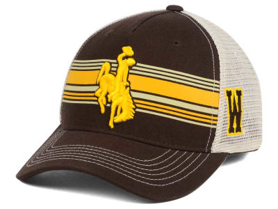 Wyoming Cowboys Top of the World NCAA Sunrise Adjustable Cap