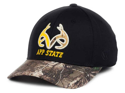 Appalachian State Mountaineers Top of the World NCAA Region Stretch Cap