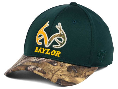 Baylor Bears Top of the World NCAA Region Stretch Cap