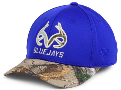 Creighton Blue Jays Top of the World NCAA Region Stretch Cap