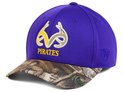 East Carolina Pirates Top of the World NCAA Region Stretch Cap