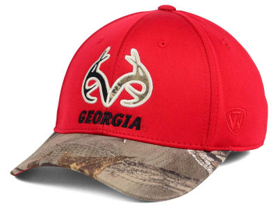Georgia Bulldogs Top of the World NCAA Region Stretch Cap