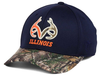 Illinois Fighting Illini Top of the World NCAA Region Stretch Cap