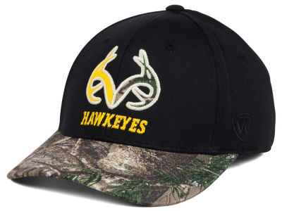 Iowa Hawkeyes Top of the World NCAA Region Stretch Cap