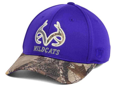 Kansas State Wildcats Top of the World NCAA Region Stretch Cap