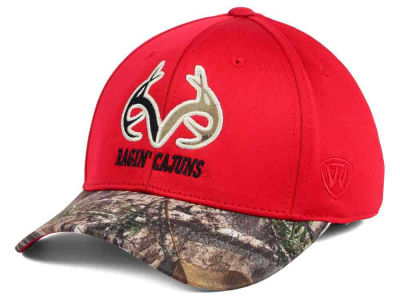 Louisiana Ragin' Cajuns Top of the World NCAA Region Stretch Cap