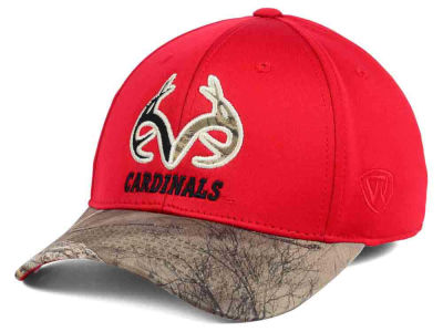Louisville Cardinals Top of the World NCAA Region Stretch Cap