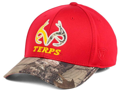 Maryland Terrapins Top of the World NCAA Region Stretch Cap