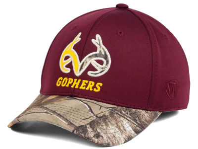 Minnesota Golden Gophers Top of the World NCAA Region Stretch Cap