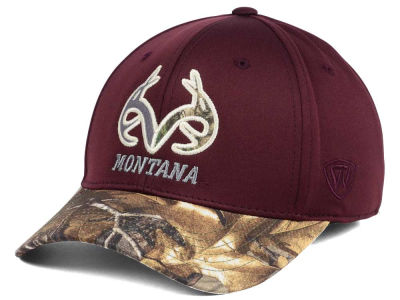 Montana Grizzlies Top of the World NCAA Region Stretch Cap