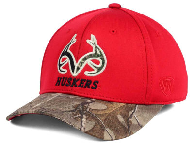 Nebraska Cornhuskers Top of the World NCAA Region Stretch Cap