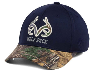 Nevada Wolf Pack Top of the World NCAA Region Stretch Cap