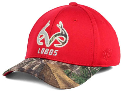 New Mexico Lobos Top of the World NCAA Region Stretch Cap
