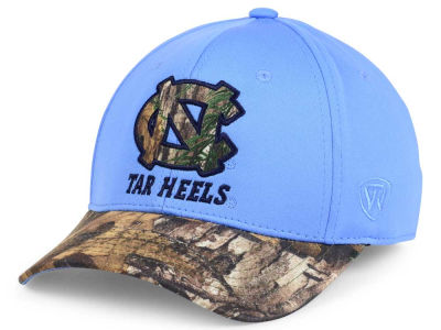 North Carolina Tar Heels Top of the World NCAA Region Stretch Cap