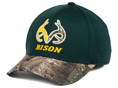 North Dakota State Bison Top of the World NCAA Region Stretch Cap