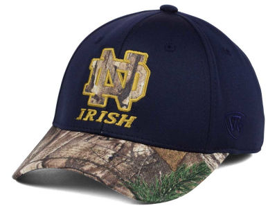 Notre Dame Fighting Irish Top of the World NCAA Region Stretch Cap