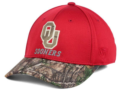 Oklahoma Sooners Top of the World NCAA Region Stretch Cap