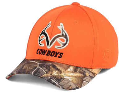 Oklahoma State Cowboys Top of the World NCAA Region Stretch Cap