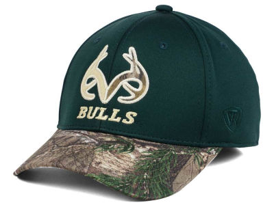 South Florida Bulls Top of the World NCAA Region Stretch Cap