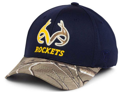 Toledo Rockets Top of the World NCAA Region Stretch Cap