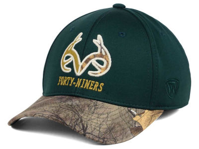 Charlotte 49ers Top of the World NCAA Region Stretch Cap