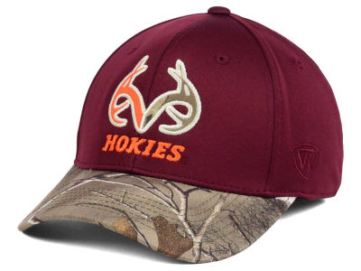 Virginia Tech Hokies Top of the World NCAA Region Stretch Cap
