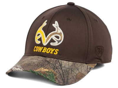 Wyoming Cowboys Top of the World NCAA Region Stretch Cap