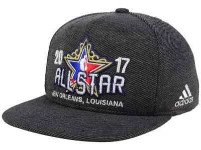 NBA All Star adidas NBA All Star Game On-Court Snapback Cap