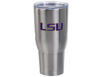 LSU Tigers 32oz Stainless Steel Keeper