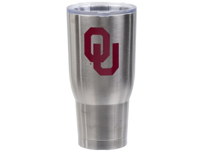 Oklahoma Sooners 32oz Stainless Steel Keeper