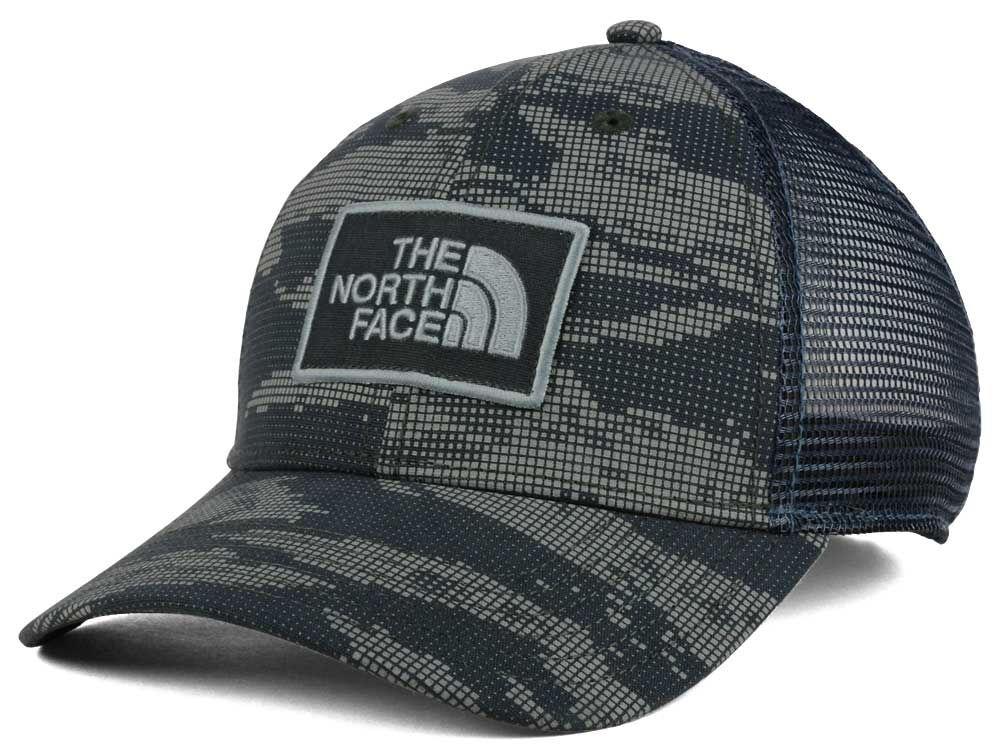 1ea5f1f26e49a The North Face Printed Mudder Trucker Cap