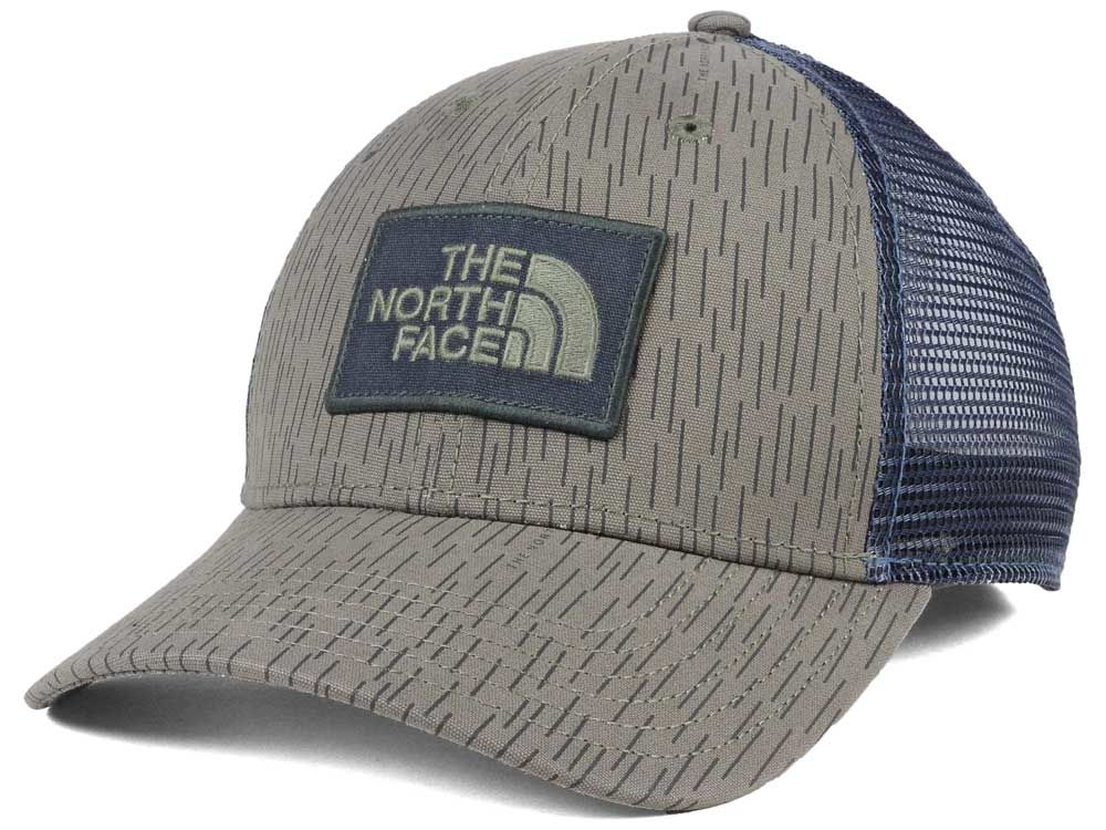 The North Face Printed Mudder Trucker Cap  036e2039524