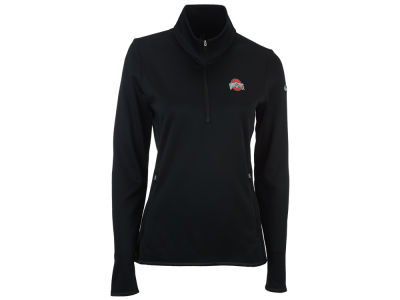 Ohio State Buckeyes Nike NCAA Women's Thermal 1/4 Zip Pullover Shirt