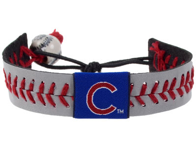 Chicago Cubs Baseball Bracelet