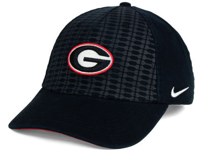 Georgia Bulldogs Nike 2016 NCAA Benassi Hook H86 Cap