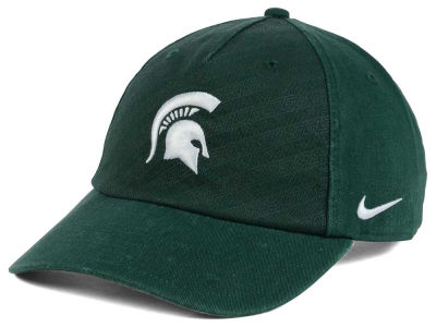Michigan State Spartans Nike 2016 NCAA Benassi Hook H86 Cap