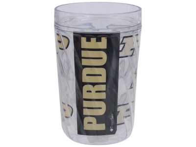 Purdue Boilermakers 16oz Diamond Pattern Double Wall Cup