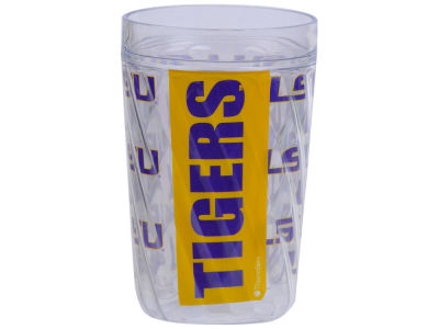 LSU Tigers 16oz Diamond Pattern Double Wall Cup
