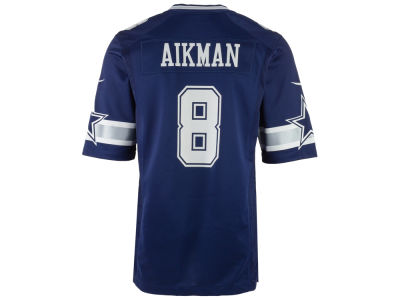 Dallas Cowboys Troy Aikman NFL Retired Game Jersey