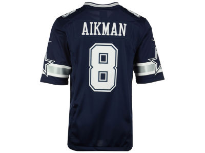 Dallas Cowboys Troy Aikman Nike NFL Men's Limited Retired Player Jersey