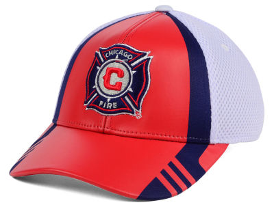 Chicago Fire adidas MLS Authentic Team Flex Cap